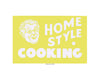 Home Style Cooking Vintage Diner Sign Print
