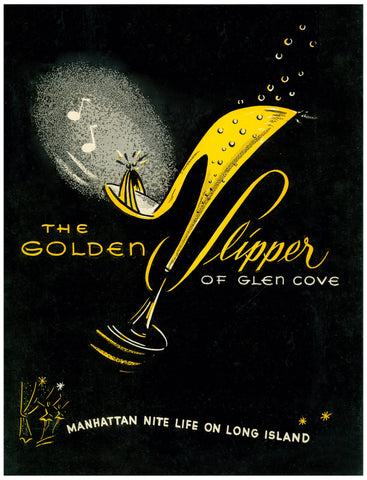Golden Slipper Restaurant and Nightclub, Glen Cove, Long Island, 1960s