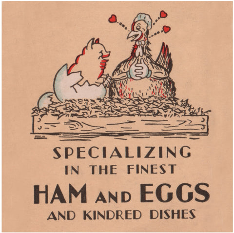 Ham & Eggs Incorporated, Los Angeles 1930s