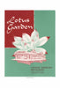 Lotus Garden Indianapolis 1950s Harley Spiller Collection Cool Culinaria