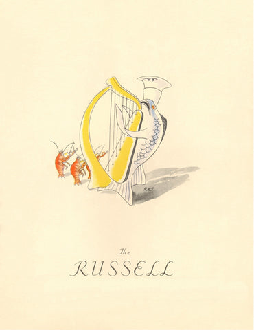 The Russell, Dublin 1952