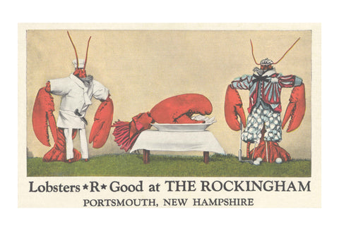The Rockingham, Portsmouth NH (Circa) 1910