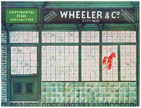 Wheeler & Co., London, 1950s