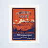Liberty Cafe, Albuquerque, 1946  Vintage Menu
