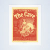 Steuben's The Cave, Boston, 1950s Vintage Menu