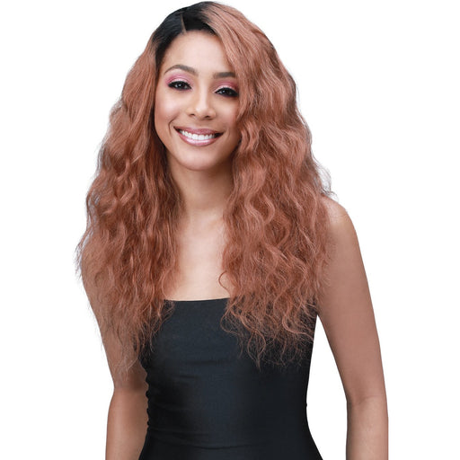 Bobbi Boss 360 13x4 Lace Front Wig 100% Unprocessed Remy Hair - MHLF515 Serra - Beauty Krew
