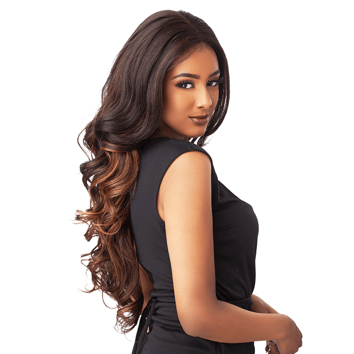 Sensationnel Cloud 9 13X6 Swiss Lace What Lace Frontal Wig - Solana - Beauty Krew
