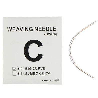 C Needle 12 pc - Beauty Krew