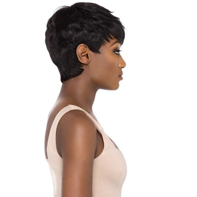 Outre Duby 100% Human Hair Wig- Pixie Mohawk - Beauty Krew