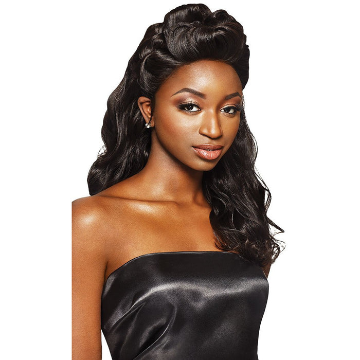 Outre MyTresses Black Label 13x4 Lace Wig - Natural Loose Body - Beauty Krew