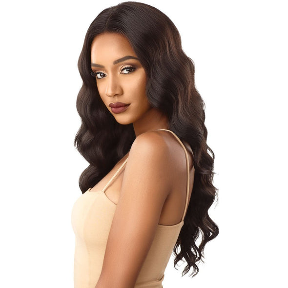 Outre &Play Natural 360 Lace Wig - Natural Deep Wave - Beauty Krew