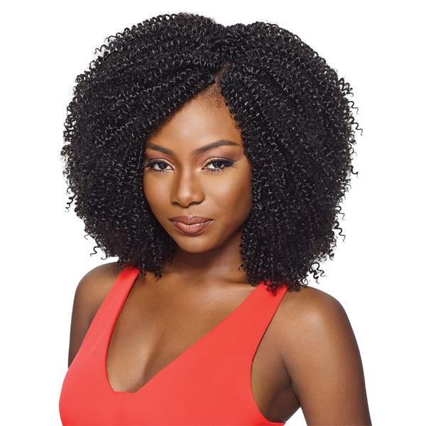 OUTRE X-PRESSION CROCHET BRAID - 4C COILY LOOP