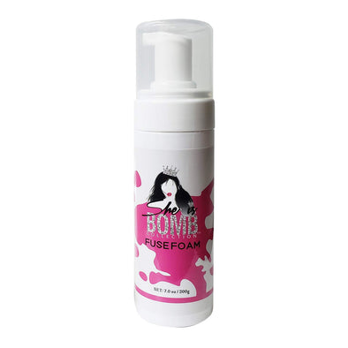 She Is Bomb Collection Fuse Foam With Castor Oil-7oz - Beauty Krew