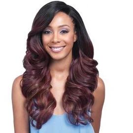 BOBBI BOSS SYNTHETIC LACE FRONT WIG MLF222 13X4 SWISS LACE SYLVANNA - Beauty Krew