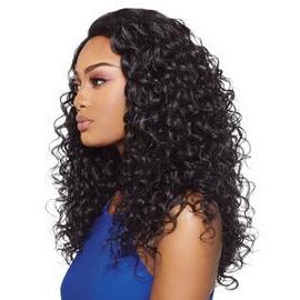 OUTRE SYNTHETIC HALF WIG QUICK WEAVE AMBER - Beauty Krew