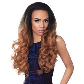 OUTRE SYNTHETIC HALF WIG QUICK WEAVE STUNNA - Beauty Krew