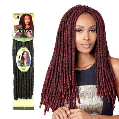 Bobbi Boss Bomba Faux Locs Soul - Beauty Krew