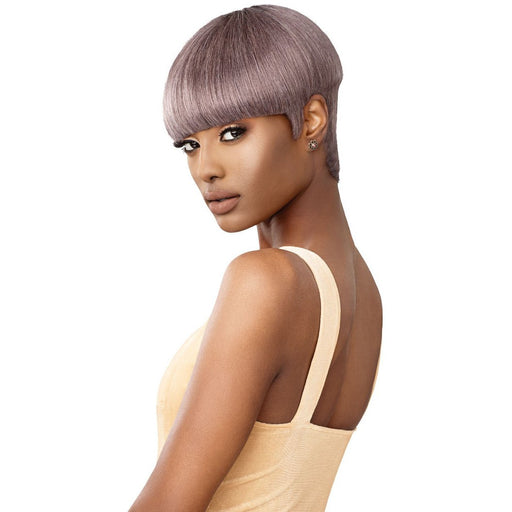 Outre 100% Human Hair Duby Full Wig - Val - Beauty Krew
