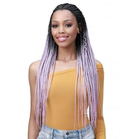 "Bobbi Boss Lace Front Hand-Braided Luxury Wig 13"" X 7"" - MLF516 Maritza - Beauty Krew"