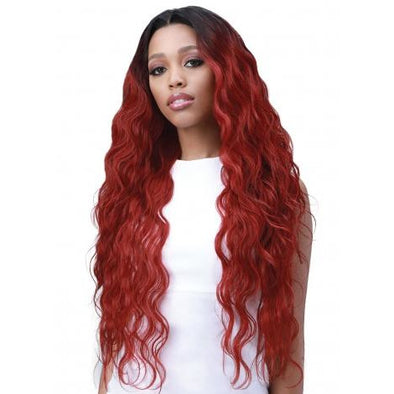Bobbi Boss Miss Origin 13x6 Human Blend Frontal Wig - MOGLWBO32 Body Wave 32