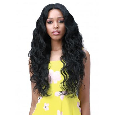 Bobbi Boss Miss Origin 13x6 Human Blend Frontal Wig - MOGLWBO26 Body Wave 26
