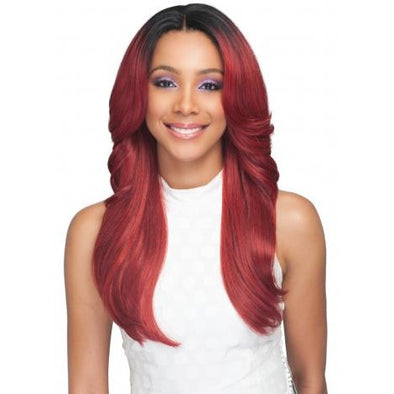 Bobbi Boss Human Hair Blended 360 Lace Front Wig - MBLF330 Taylah - Beauty Krew