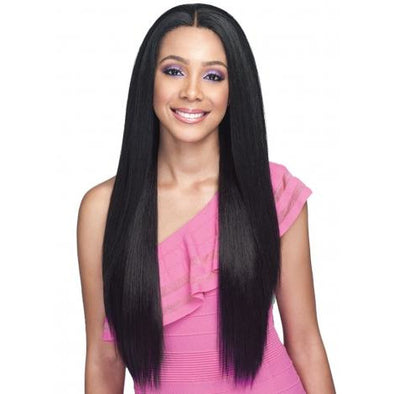 Bobbi Boss Human Hair Blended Lace Front Wig - MBLF350 Rosannah - Beauty Krew