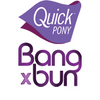 OUTRE QUICK PONY BANG X BUN - TAMARA - Beauty Krew