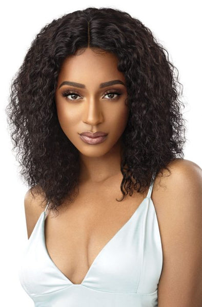 "Outre Mytresses Gold Lace Front Wet & Wavy - Deep 16""-18"" - Beauty Krew"