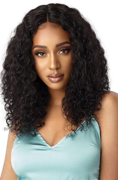 "Outre Mytresses Gold Lace Front Wet & Wavy - Deep 20""- 22"" - Beauty Krew"