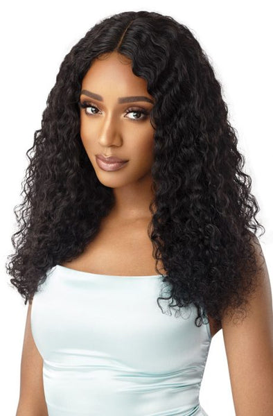 "Outre Mytresses Gold Lace Front Wet & Wavy - Deep 22""- 24"" - Beauty Krew"