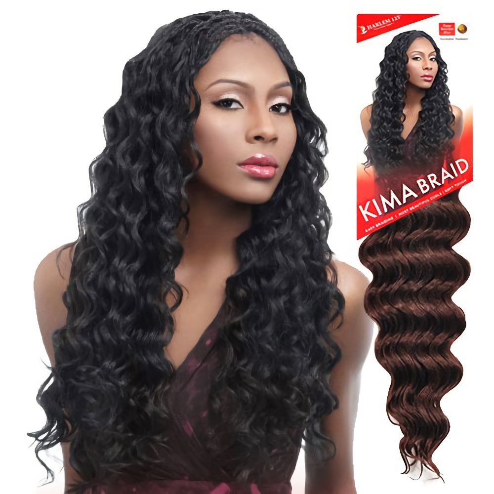 "Harlem 125 Kima Braid - Ocean Wave 20"" - Beauty Krew"
