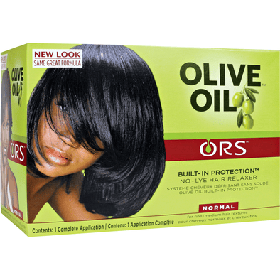 ORS OLIVE OIL RELAXER REGULAR - Beauty Krew