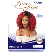 "Outre Synthetic Lace Front 5"" Deep Parting Wig - Ambrosia - Beauty Krew"