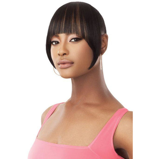 Outre Pretty Quick Bang - Crescent China Bang - Beauty Krew