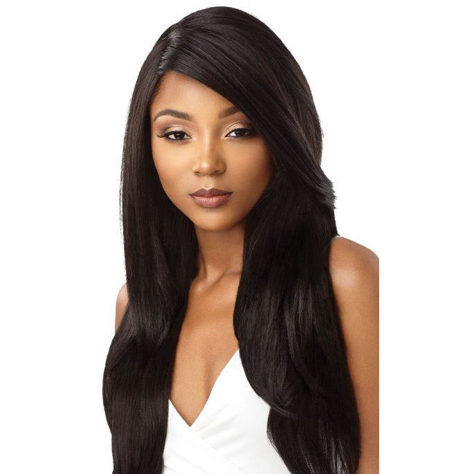 Outre &Play Natural 360 Lace Wig - Natural Straight - Beauty Krew