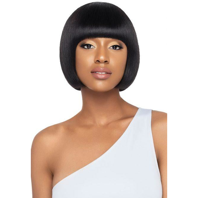 Outre Duby 100% Human Hair Wig - Bob Fringe - Beauty Krew