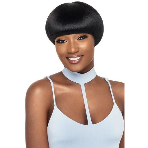 Outre Duby 100% Human Hair Wig- Bowl Fringe - Beauty Krew