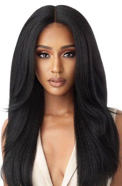 Outre Synthetic Lace Front Wig Neesha Soft & Natural - Neesha 203