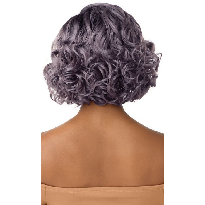 Outre Synthetic Lace front Wig - Avery - Beauty Krew
