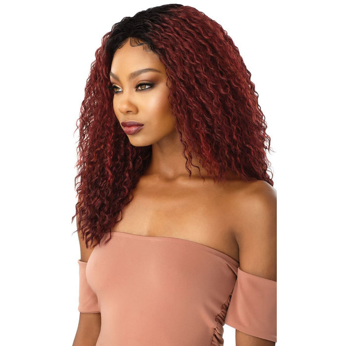 "Outre Lacefront 5"" Deep Part Wig - Mirena - Beauty Krew"
