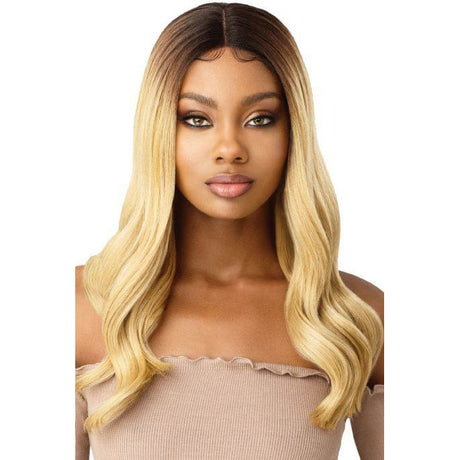 Outre Synthetic Lacefront Wig - Lysette - Beauty Krew