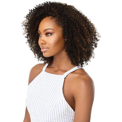 Outre Big Beautiful Hair Half Wig - 4a Sizzle Spiral - Beauty Krew