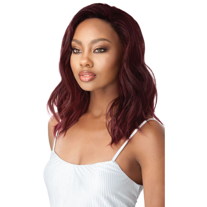 Outre Quick Weave Synthetic Half Wig - Lucia - Beauty Krew