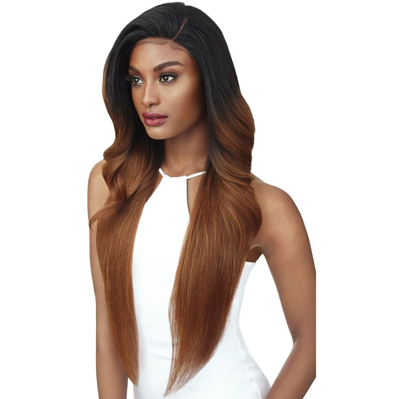 Outre Lace Front Swiss U Vixen U Part Wig - KENDALL - Beauty Krew