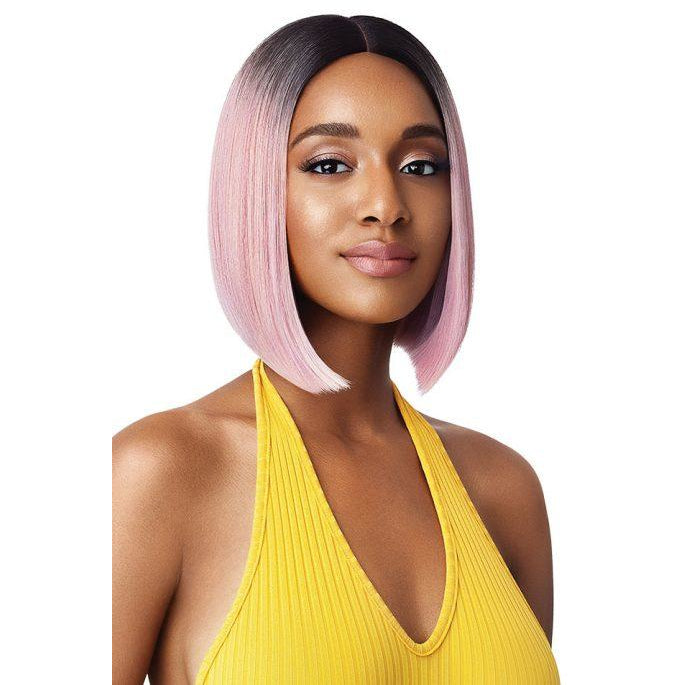 Outre The Daily Wig™ Premium Synthetic Hand-Tied Lace Part Wig Ryan - Beauty Krew
