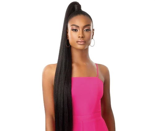 "Outre Pretty Quick pony Sleek Straight 36"" - Beauty Krew"