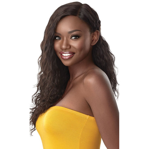 Outre The Daily Wig Human Hair Lace Part Full Wig - Loose Curl 24""