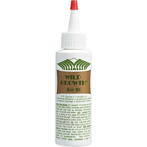 WILD GROWTH HAIR OIL - Beauty Krew