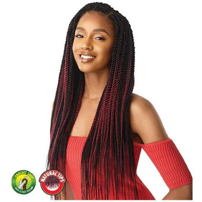 Outre Xpression Senegal Twist Medium - 90 Strands - Beauty Krew